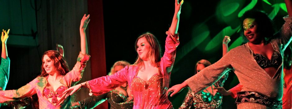 Shimmy Peppers club bellydance